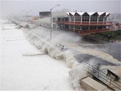 Ураганът заля Манхатън