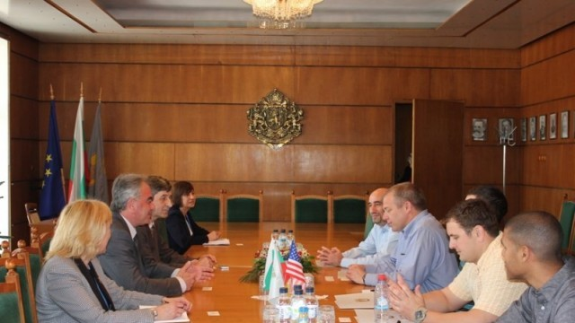 Eкип за граждански дейности на Американската армия посети Плевен
