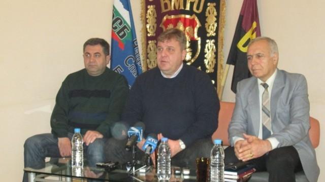 Патриотичният фронт с ясни трима кандидати за кметове на общини в Плевенско