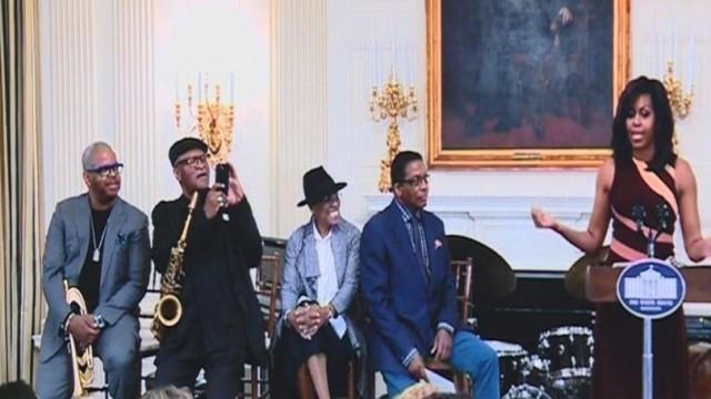 Вижте световния ден на джаза в Белия дом и как Обама благодари на Бокова /ВИДЕО/