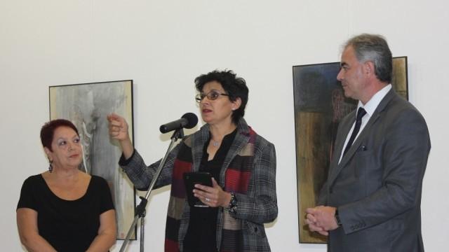 Арт център – Плевен представя изложба на Явора Петрова