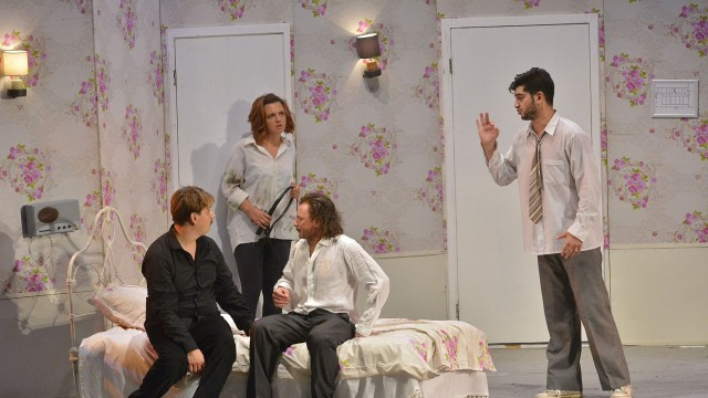 "Плевен: ""Аз, досадникът"" гостува на сцената на ""Съгласие"""
