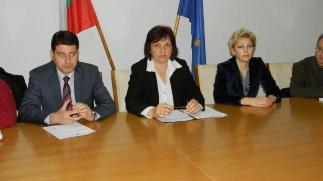 Съгласуван е новият план-прием за учебната 2015-2016 г. за област Плевен