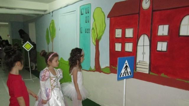 Плевен с първа по рода си зала за обучение на деца по безопасност на движението