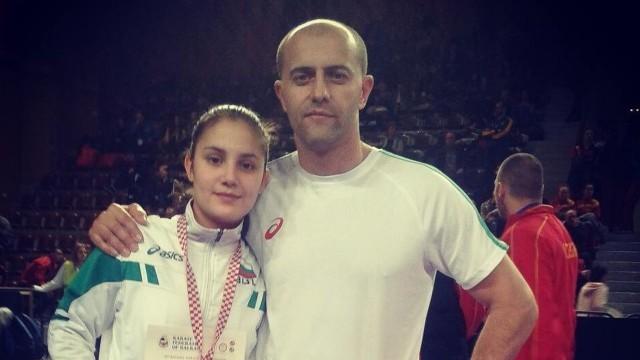 Карате: Плевенчанката Ивет Горанова с поредна балканска титла