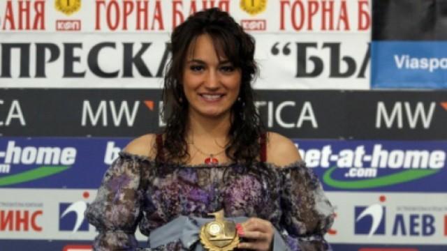 Плевенчанката Борислава Ганева с победа и две загуби на турнира по карате в Баку